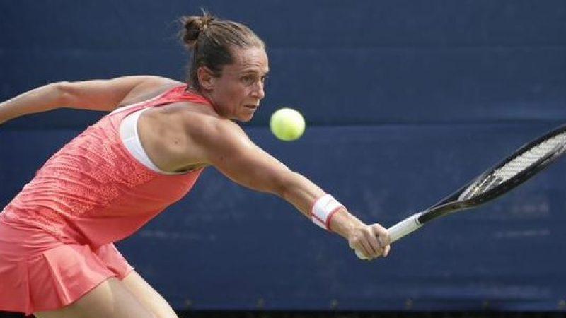 Us Open, capolavoro Vinci: è semifinale! Superata in tre set la Mladenovic