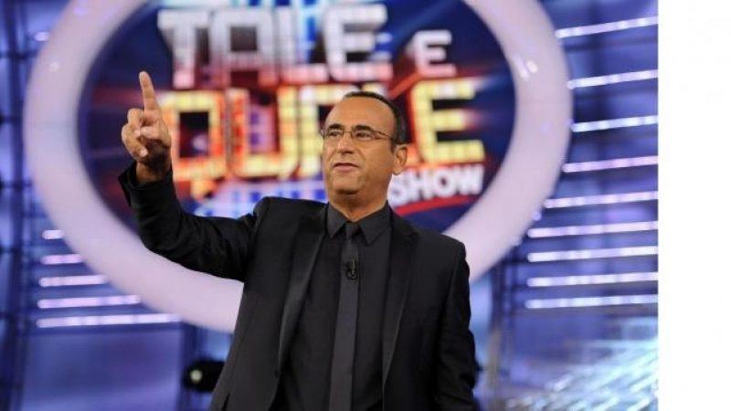 Torna Tale e Quale Show, in onda da venerdì 14 settembre