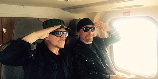 Concerto degli U2 a Stoccolma annullato per motivi di sicurezza
