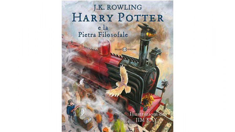 Harry Potter: grazie a lui sono cresciute generazioni di lettori