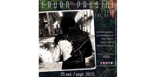 """Laura Pausini su Facebook: """"Il 25 settembre uscirà il mio nuovo singolo"""""""