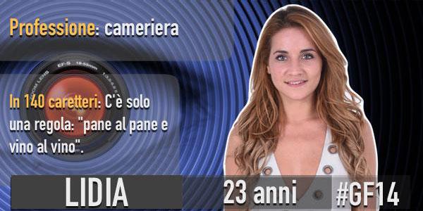 Grande Fratello 14: chi è Lidia Vella, la gemella bionda