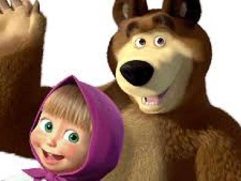 Tv masha e orso da lunedì i nuovi episodi si