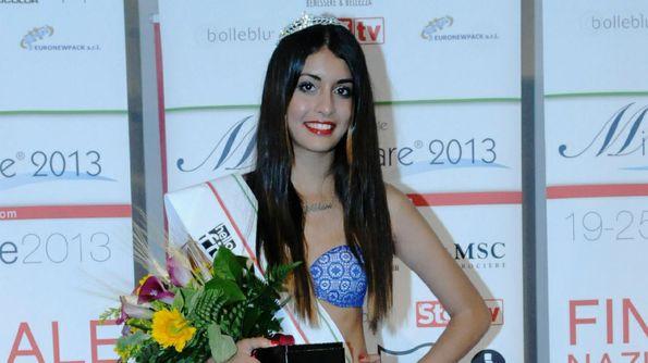 """Miss Italia 2015, piacciono le """"straniere""""  Simona Ventura: """"Ahlam è la favorita"""""""