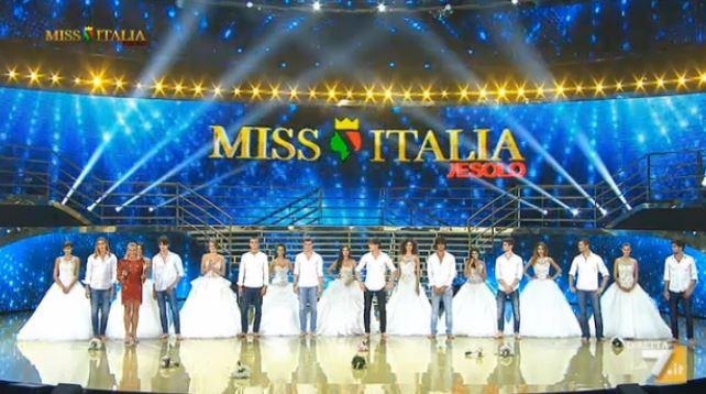 Abiti da sposa miss italia 2015