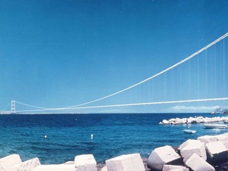 il ponte sullo stretto si farà, renzi il ponte sullo stretto, intervista renzi ponte sullo stretto, ponte sullo stretto si per renzi