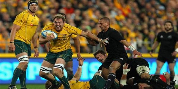 Rugby, World Cup: Nuova Zelanda – Australia, la sfida eterna che vale il mondiale