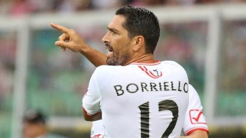 """VAR, Borriello si sfoga su Instagram: """"Il rigore non c'era"""""""
