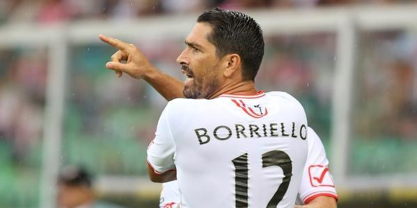 SPAL, stagione finita per Borriello