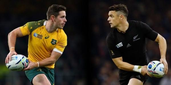 Rugby, World cup: le formazioni della finale tra Nuova Zelanda e Australia
