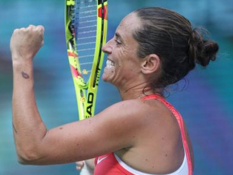Roberta Vinci, tennis, Roberta Vinci annuncia ritiro fine 2016, annuncio ritiro Roberta vincii, Wta Zhuhai, Roberta Vinci Tennis