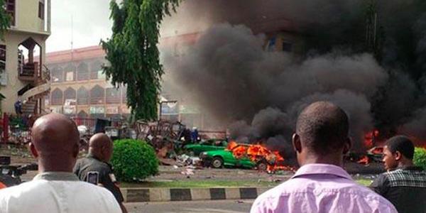 Nigeria, 5 bimbe kamikaze: 14 morti | Le esplosioni vicino a una moschea