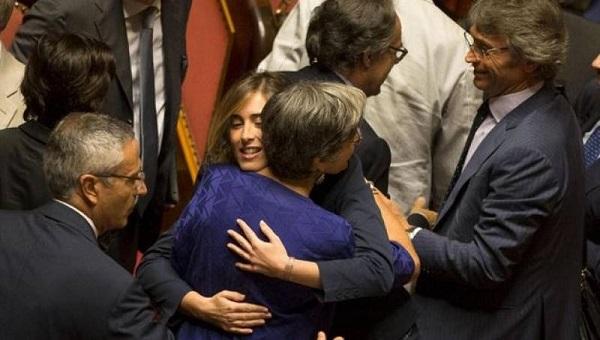 Riforme, ok di Palazzo Madama all'articolo 2| Deciso passo avanti verso il nuovo Senato