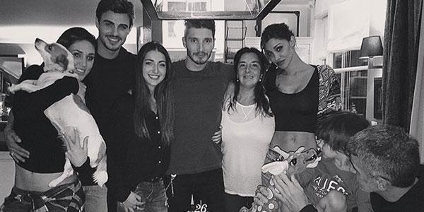 Stefano De Martino, compleanno in famiglia e dediche social /FOTO