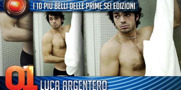 Grande Fratello 14 Luca Argentero Torna Nella Casa Si24