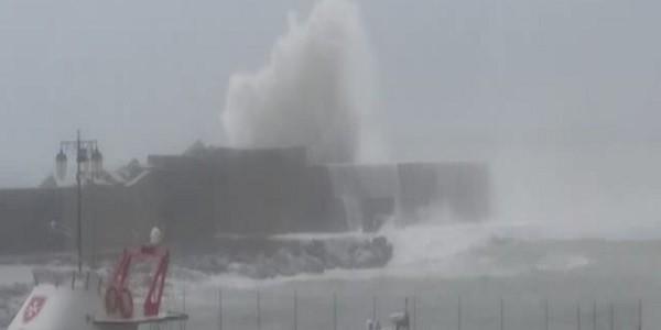 Allerta Meteo per forti piogge e temporali