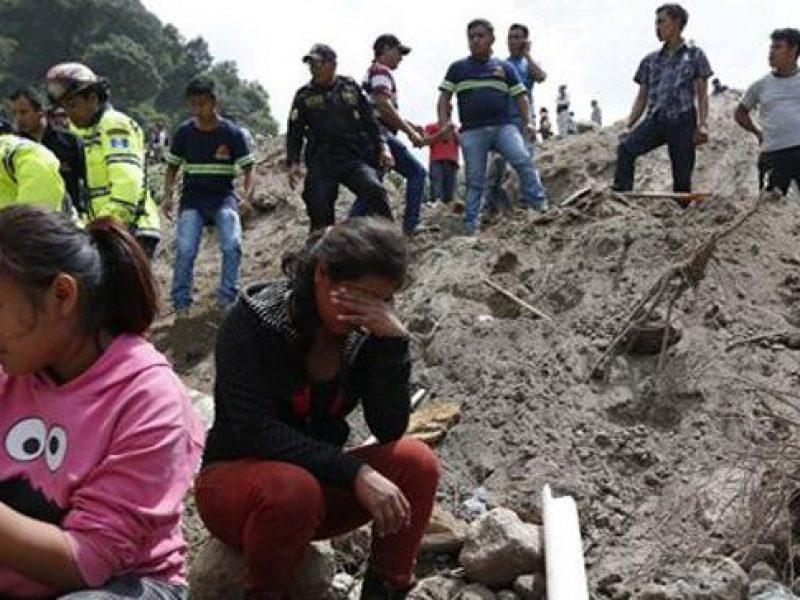 guatemala bilancio morti incidente