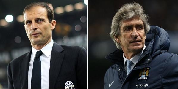 Juventus, Pellegrini in panchina al posto di Allegri? In Inghilterra ne sono certi