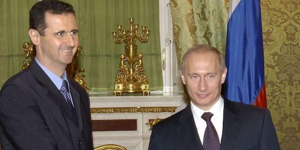 Mosca, Putin incontra Assad: