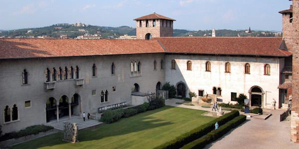 Verona, furto al museo: 13 persone in manette