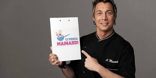 Cooking show con la chef Andrea Mainardi | Cibo sano e ricette appetitose per tutti i gusti