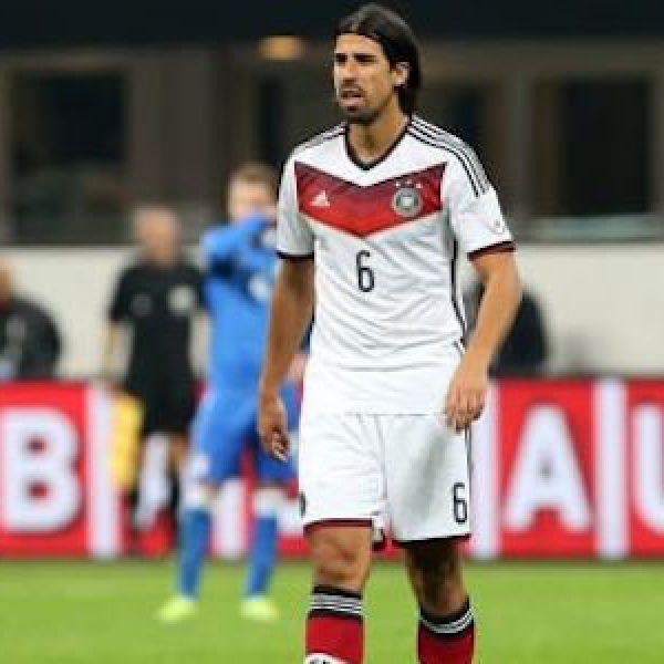Juventus, sospiro di sollievo per Khedira: col Milan ci sarà