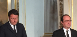 Francia, Hollande Renzi