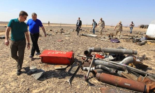 Aereo Sinai, l'esplosione prima della caduta | Il dubbio: una bomba o una bombola?
