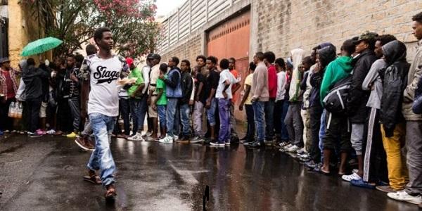 """""""Prelevati dall'associazione Baobab 17 migranti della nave Diciotti"""""""