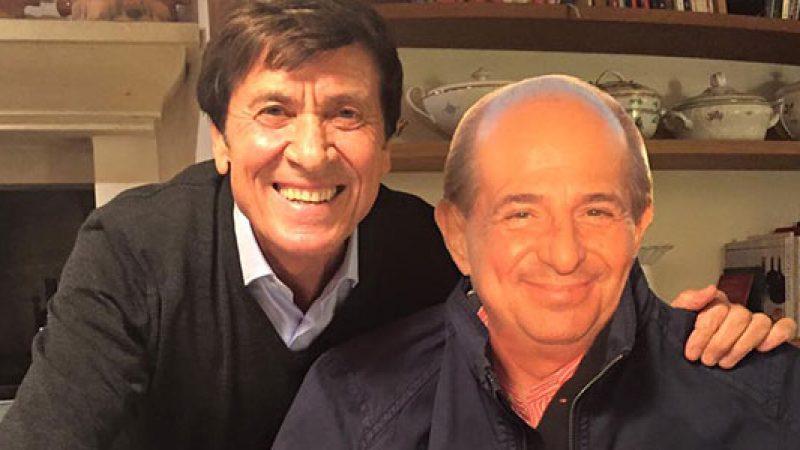 Gossip e social, botta e risposta su Facebook tra Gianni Morandi e Giancarlo Magalli