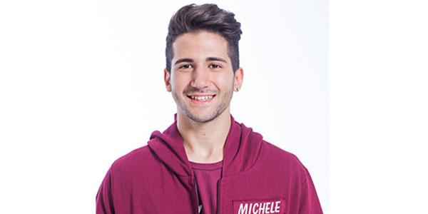 Amici 15, chi è il ballerino Michele Lanzeroti