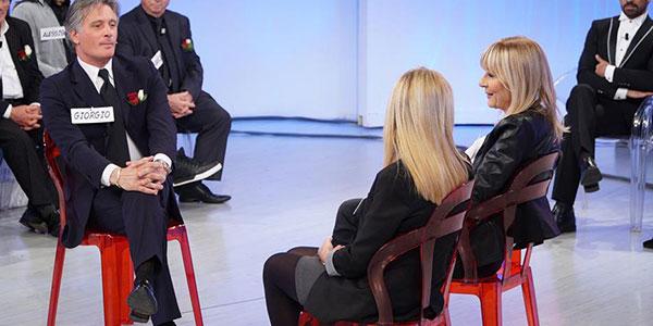 """Gossip Uomini e Donne, Giorgio contro Gemma: """"Sei pesante""""; lei replica: """"Sei un attore"""""""