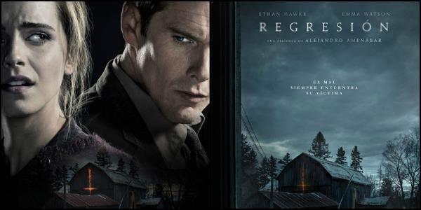 """""""Regression"""", trailer e clip in italiano del film con Emma Watson <u><b><font color=""""#343A90"""">VIDEO</font></u></b>"""