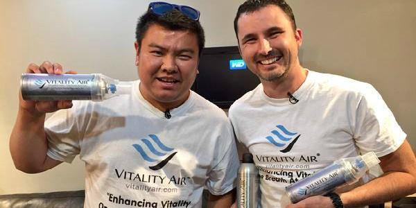 Aria in bottiglia, start up canadese sta guadagnando milioni in Cina