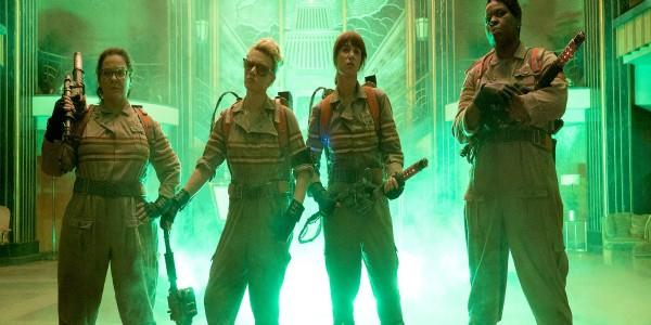 Ghostbusters 2016: arrivano le acchiappafantasmi