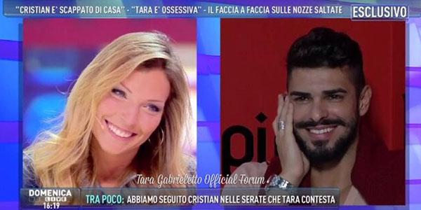 "Gossip, Cristian ammette: ""Sì amo ancora Tara e tornerò presto a casa"" /VIDEO"