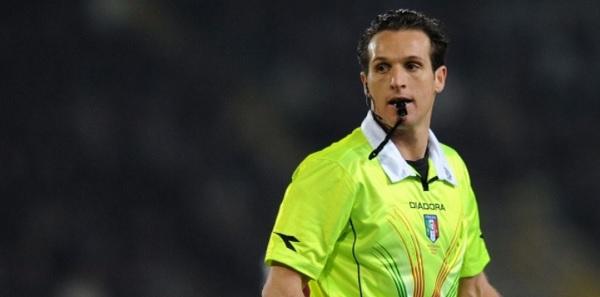 Serie A, gli arbitri della 31esima giornata: Banti dirigerà Lazio – Roma, Juventus – Empoli a Calvarese
