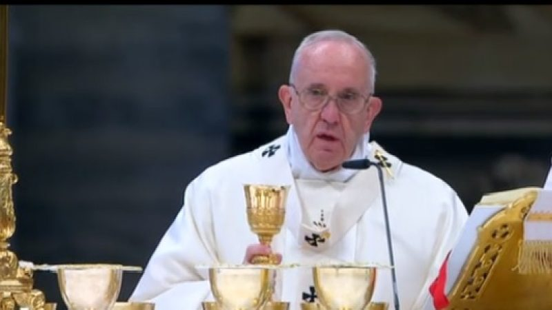 'Ogni vita, anche scomoda o ripugnante, va amata' | Il Papa si sofferma sul ruolo della madre e donna