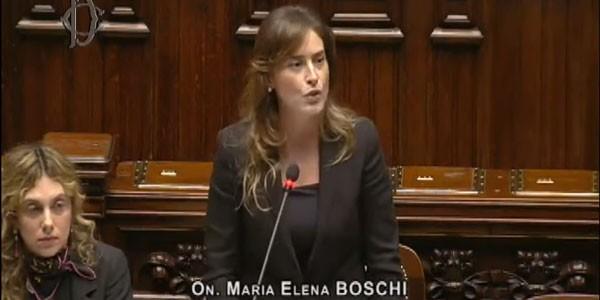 ministro boschi, ministro boschi magistrati, inchiesta petrolio interrogatorio boschi