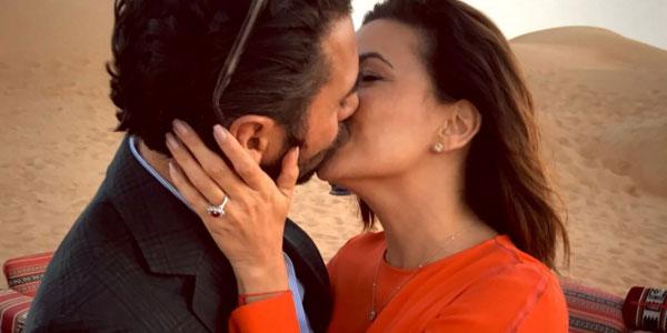 Eva Longoria al terzo matrimonio, l'annuncio arriva su Instagram