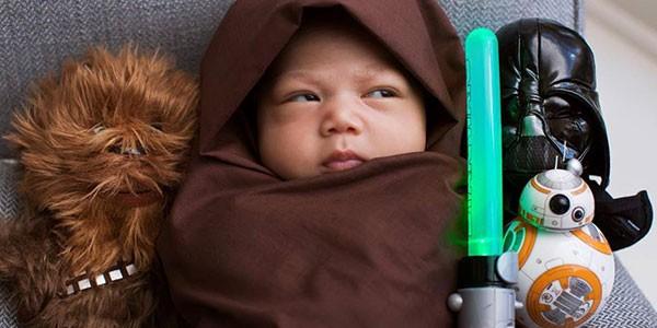 Mark Zuckerberg, la figlia Max vestita da Jedi