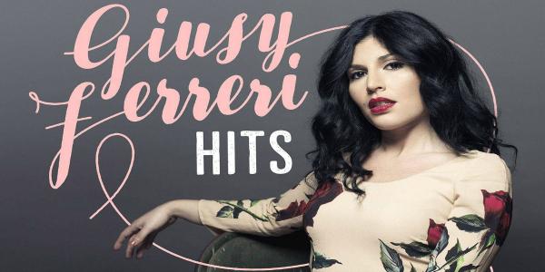 """Esce """"Hits"""", il nuovo album di Giusy Ferreri"""
