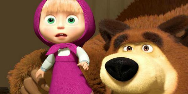 Il ritorno di masha e orso pubblicato esimo episodio