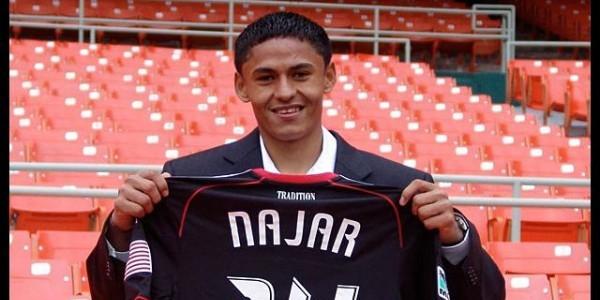 La Fiorentina punta Andy Najar, il clandestino che ha trovato fortuna negli Stati Uniti