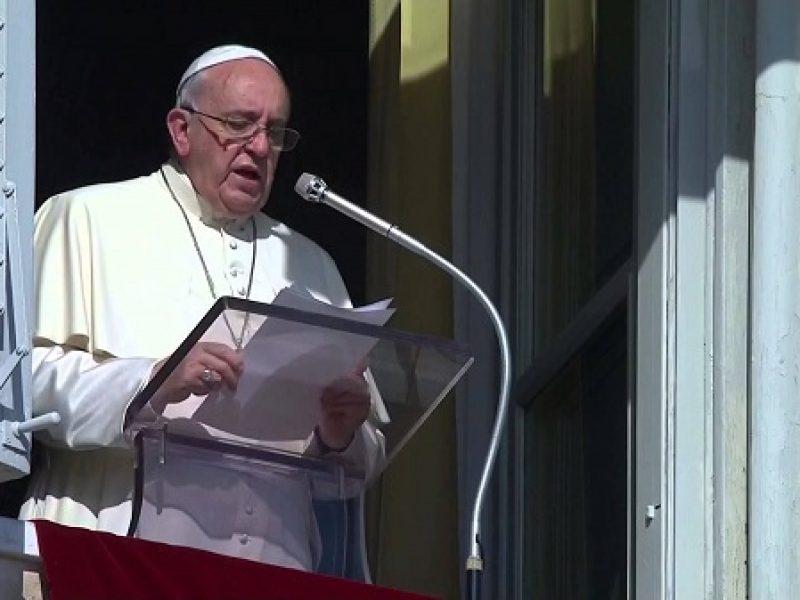 papa festa santo stefano