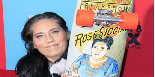Rose Siggins è morta, attrice con metà corpo