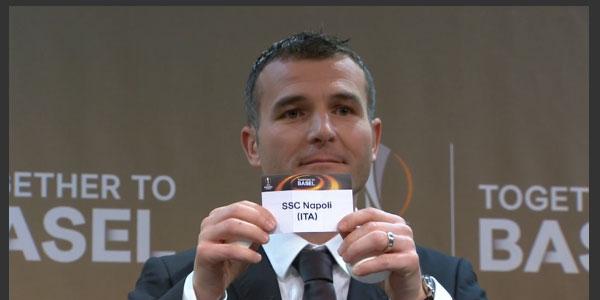 Europa League, sorteggio ostico per le italiane: Tottenham – Fiorentina, Lazio – Galatasaray, Napoli – Villareal