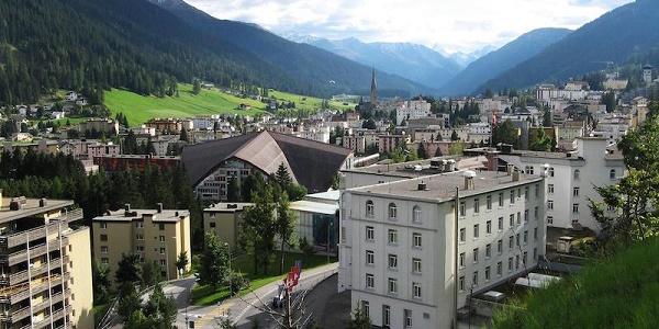 I grandi del mondo al Forum di Davos | analizzano la quarta rivoluzione industriale