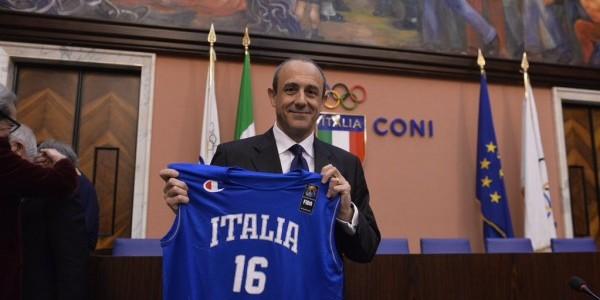 Nazionale, Ettore Messina lavorerà a gratis