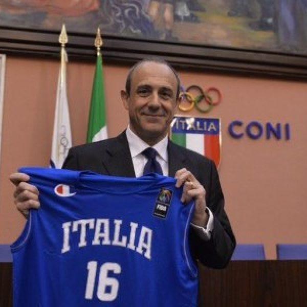 Basket, Ettore Messina allenerà l'Italia ad EuroBasket 2017